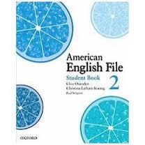 جواب کتاب انگلیسی امریکن انگلیش فایل 2 ( American English file 2 )